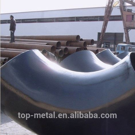 ansi b16.9 24 inch carbon steel pipe elbow