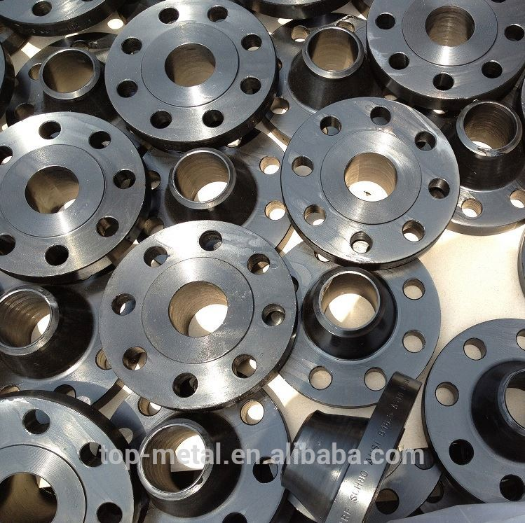 Forged Steel Weld Neck Rtj Ansi B 16 5 Class600 Flange