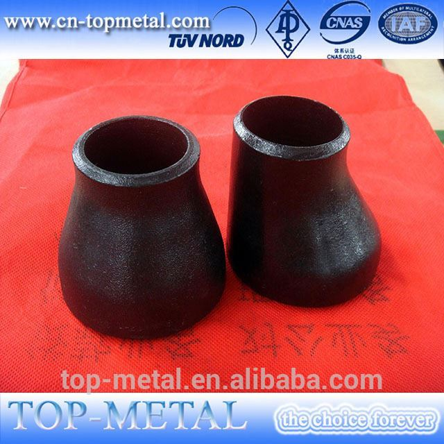 asme b 16.9 carbon steel pipe eccentric reducer/fitting