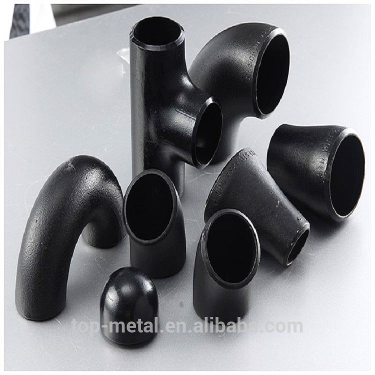 asme b16.9 8 inch carbon steel pipe elbow