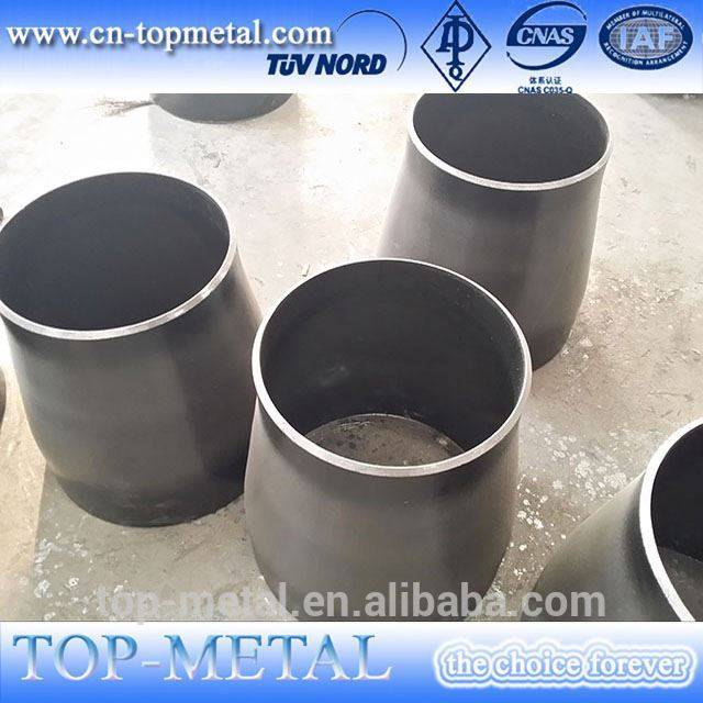 astm a234 wpb galvanized pipe fitting eccentric reducer