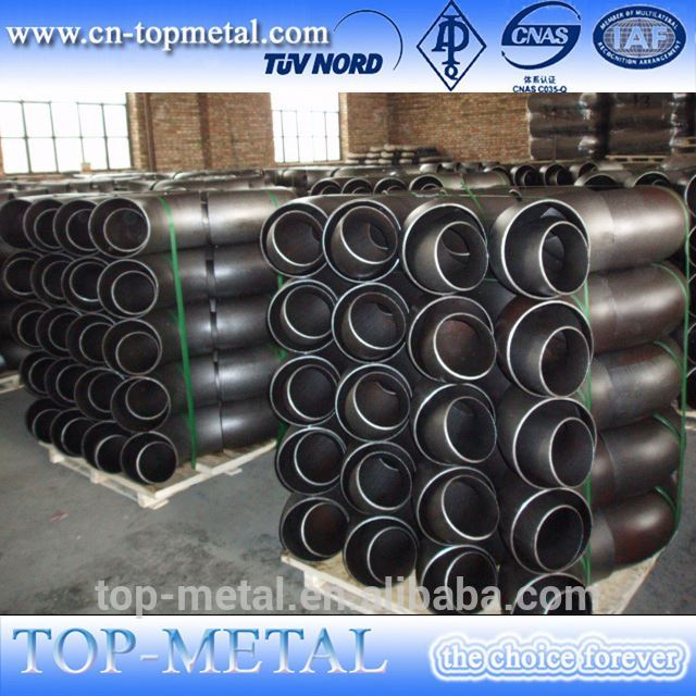 carbon steel 20 material 90 degree din 2605 elbow Featured Image
