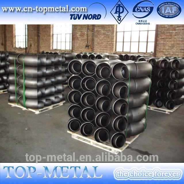 carbon steel 20 material 90 degree din 2605 elbow