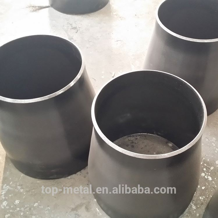 carbon steel pipe fittings butt welding concentric reducer