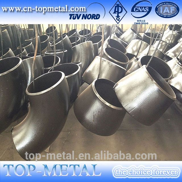 carbon steel seamless butt weld pipe fittings manufacturer