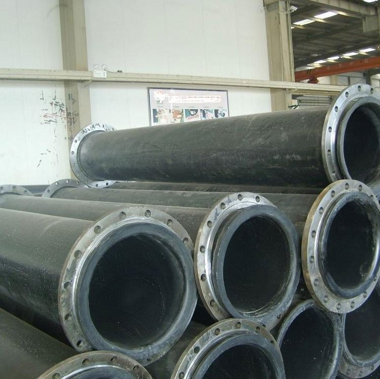 factory plastic sand dredging pipe float