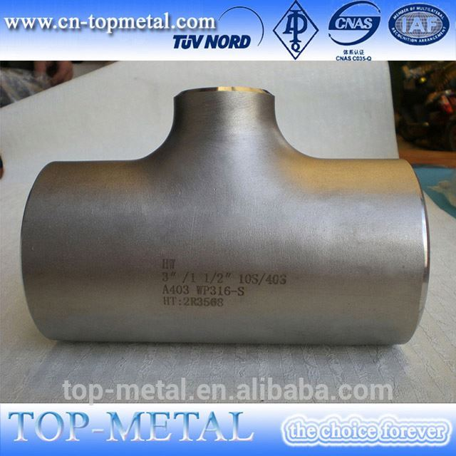 galvanized butt welding pipe fittings price