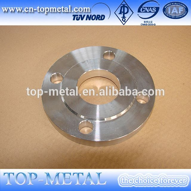 gost/ansi standard 316l stainless steel flange