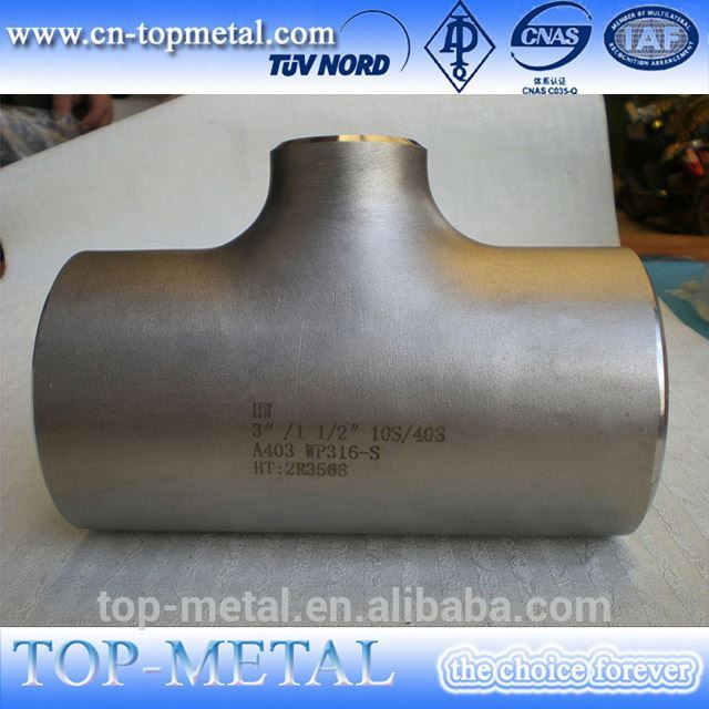 large size stainless steel pipe fittings