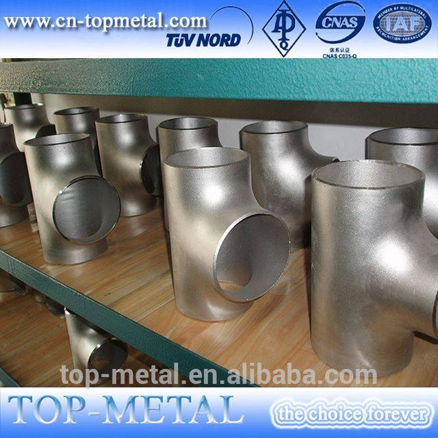new products stainless steel butt-welding pipe fitting