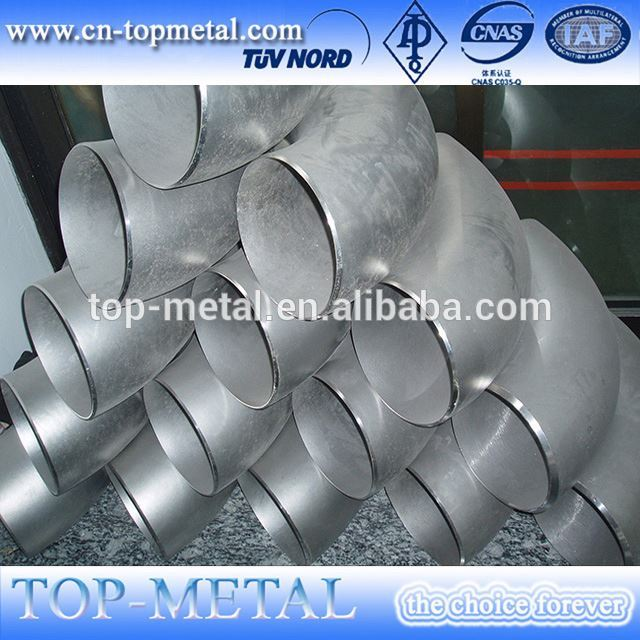 pipe fitting/stainless steel elbow/flange
