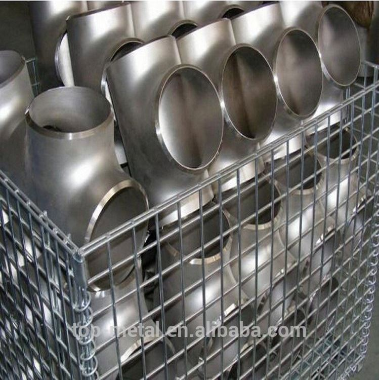 schedule 40 stainless steel pipe fittings supplier