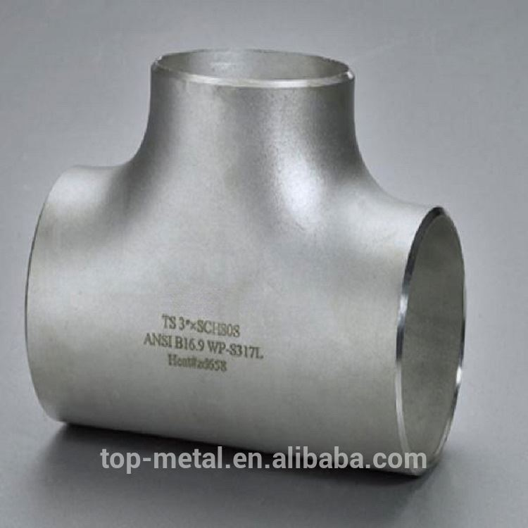 seamless high pressure reducer steel pipe fittings