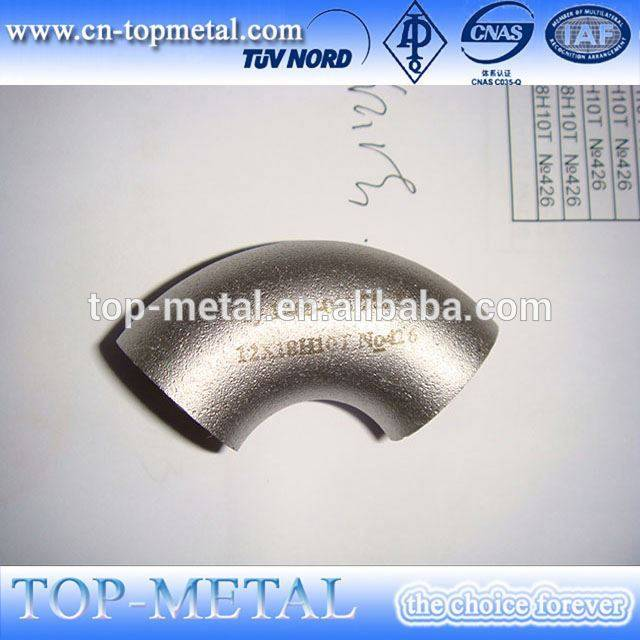 ss 304/316 stainless steel elbow