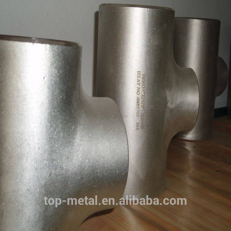 steel butt welded threaded reducer pipe fitting