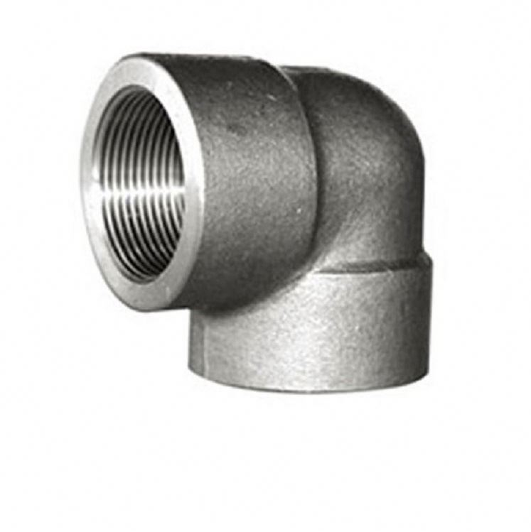 threaded carbon steel npt pipe fitting supplier