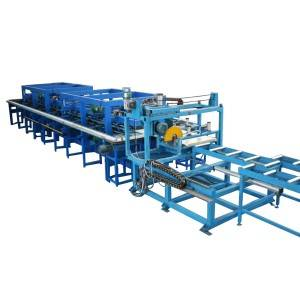 PU Sandwich Roof Roll Forming Machine