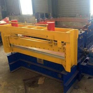 Metal Sheet Cut To Length Line Machine
