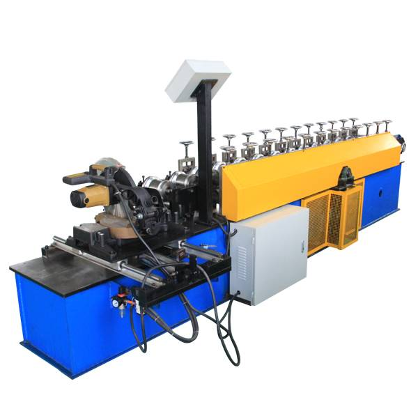 Trending Products V Groove Bending Machine - Ceiling C Channel Making Machine – Haixing Industrial