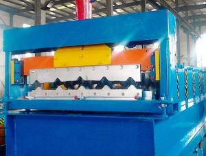 Ibr Roofing Wall Tile Forming Machine