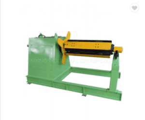 Hydraulic uncoiler machine decoiler straightener feeder