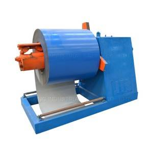 Decoiler Dhe Uncoiler Machine