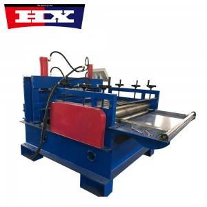 Leveling Machine For Plate Metal Materials