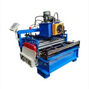 Automatic Steel Plate Leveling Machine