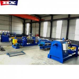Steel Coil Slitting Line Machine