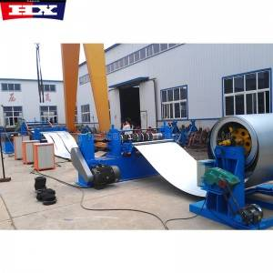 Steel Coil Metal Slitting Machine