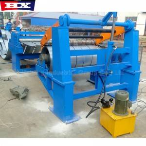 Steel Sheet Slitting Machine Line