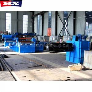 High-Speed PLC Controlled Slitting Machine