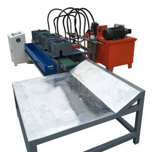 Automatic Main T Cross Making Machine