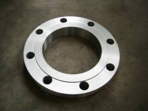 Chinese manufacturing company exporting European flange