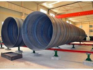 Spiral Pipe Ssaw