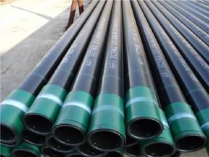 J55 oil casing welded pipe