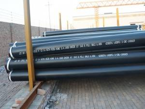 Carbon Steel Seamless Pipe Astm A106 Grade C.