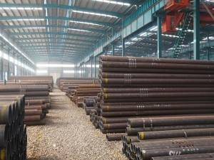 HIGH QUALITY CARBON STEEL PIPE