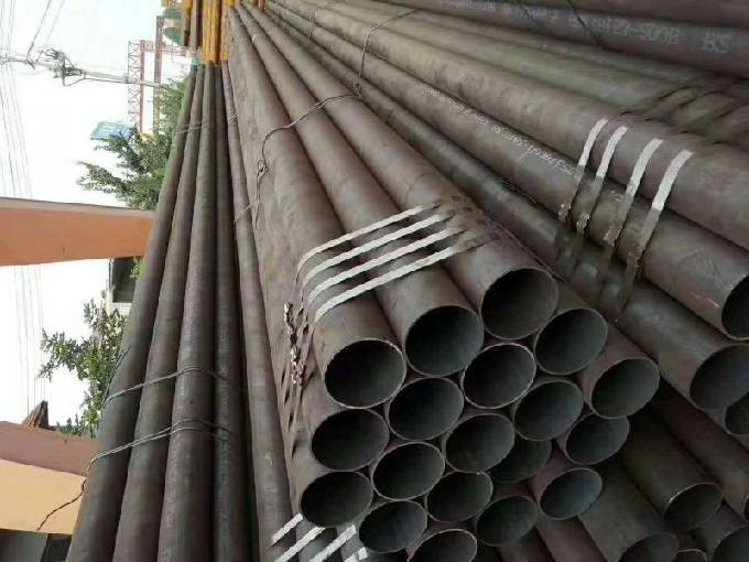 EN 10255 S195t Seamless Pipe Featured Image