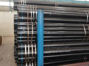 Seamless Carbon Steel Pipe Manufacturer