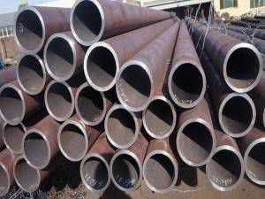 Seamless Hydraulic Pipe