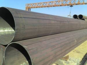 Big Size Welded Steel Pipe