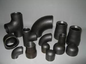 Black  Pipe Fittings