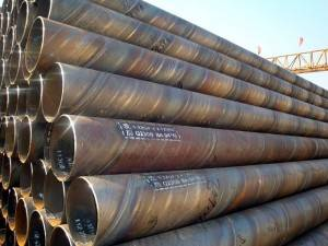 A high quality manufacturer of small diameter SSAW welded steel pipe in China