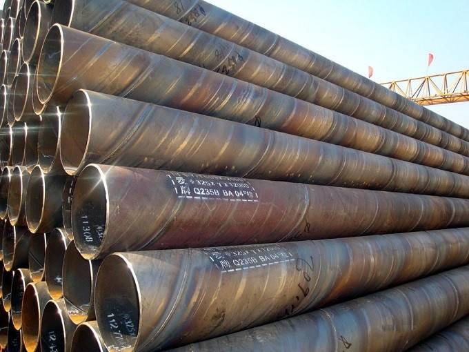 A high quality manufacturer of small diameter SSAW welded steel pipe in China Featured Image