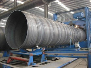 Manufacturer of Welded Steel Pipe