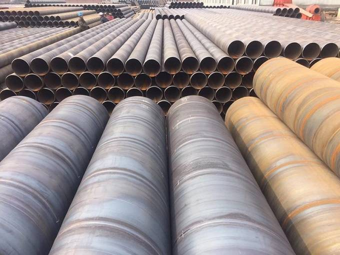 Api Spiral Insulation Steel Pipe Featured Image