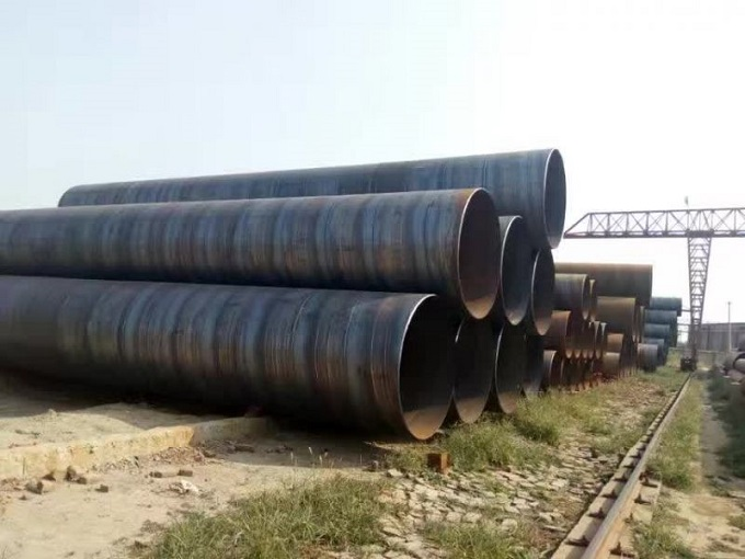 Spiral Welded Steel Pipe With Insulation Featured Image