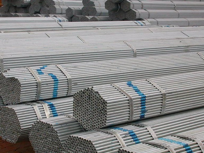 High Quality 100gsm Hot Dip Galvanized Steel Pipe Featured Image