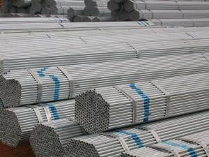 MANUFACTURERS OF Hot Galvanized Steel Pipe